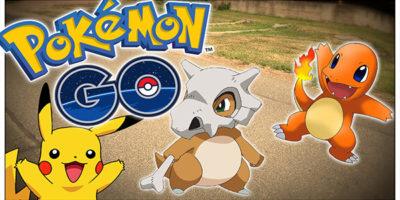Ako hrať Pokemon GO