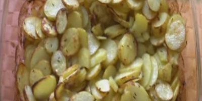 Ako na pečené zemiaky v trúbe