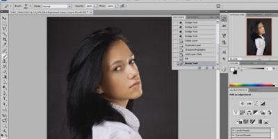 Ako na retušovanie fotiek v Adobe Photoshop