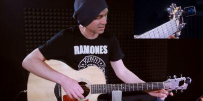 Ako naladiť gitaru