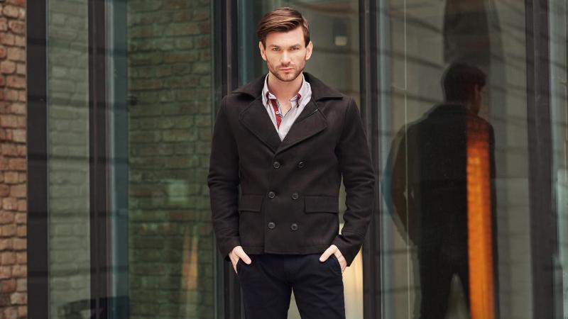 Druhy pánskych kabátov - ako si vybrať ten najlepší?