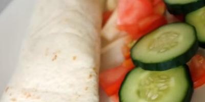 Recept na tortillu skuracím mäsom