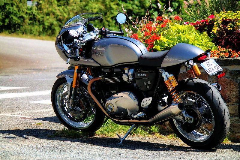 Značka Triumph prispela svojimi motorkami počas svetovej vojny